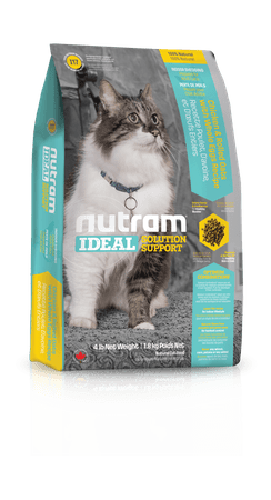 Nutram sucha karma dla kota Ideal Indoor Cat 6,8kg
