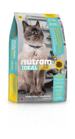 Nutram hrana za odrasle mačke Ideal Sensitive Cat 1,8 kg