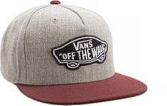 Vans czapka z daszkiem M Classic Patch Snap Heather Grey/Po OS