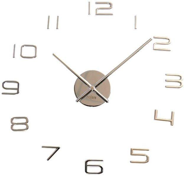 Fisura Designové nástěnné nalepovací hodiny CL0075
