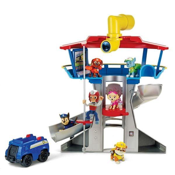 Spin Master Paw Patrol Hlídková věž