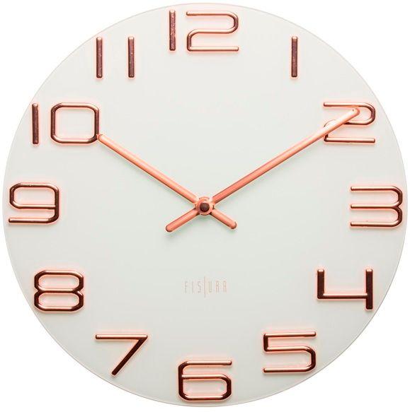 Fisura Designové nástěnné hodiny CL0066