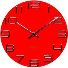 Fisura Designové nástěnné hodiny CL0068