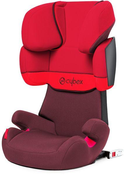 Cybex Solution X-FIX 2016, Rumba Red