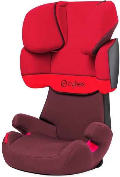 Cybex Solution X 2017, Rumba Red
