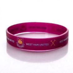 West Ham silikonska zapestnica (5014)