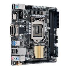 Asus osnovna plošča H110I-Plus, LGA1151 mITX