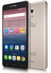 """Alcatel PIXI 4, 6"""", 8050D, Metal Gold"""