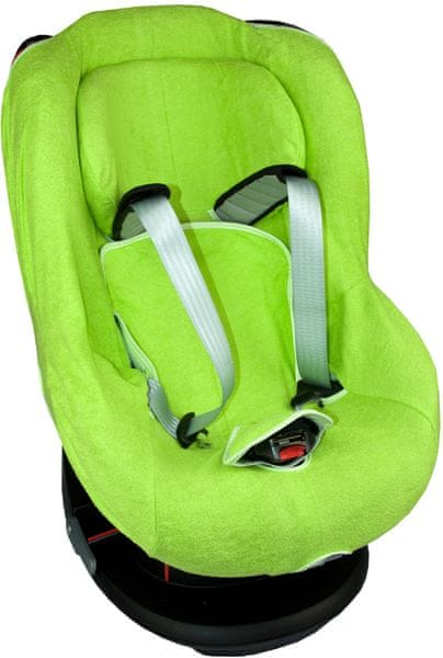 EKO Potah na autosedačku - Maxi Cosi Tobi, světle zelený