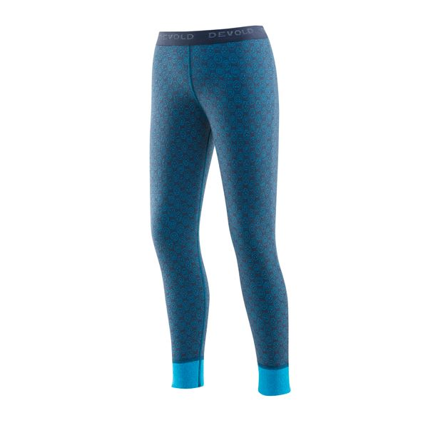 Devold Active Happy Face Kid Long Johns Bay 4