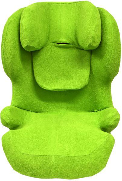 EKO Potah na autosedačky Cybex Juno - světle zelený