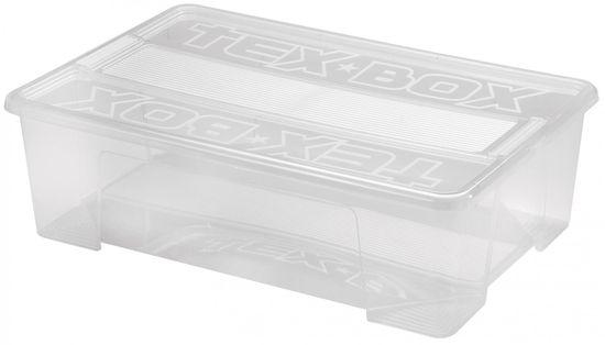 Heidrun škatla za shranjevanje Tex Box, 28 l
