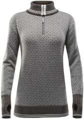 Devold Slogen Woman Zip Neck