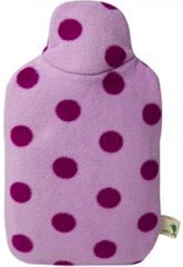 Hugo Frosch Eco Junior Comfort s fleecovým obalem, růžový
