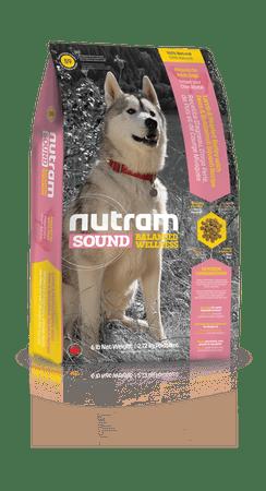 Nutram hrana za odrasle pse Sound Adult Dog, jagnjetina, 2,72 kg