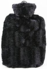 Hugo Frosch Classic Melegvizes palack, Fekete