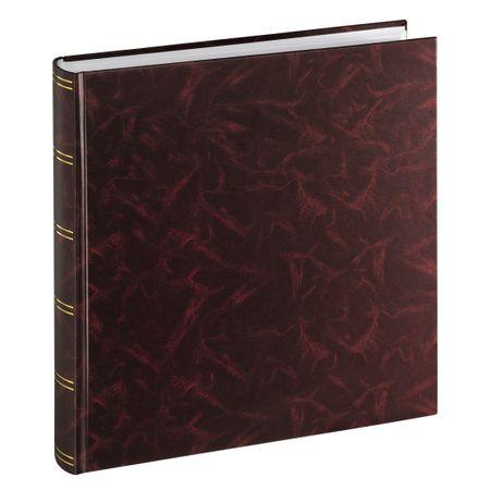 Hama foto album Birmingham, 30x30 cm, 100 strani, bordo rdeča