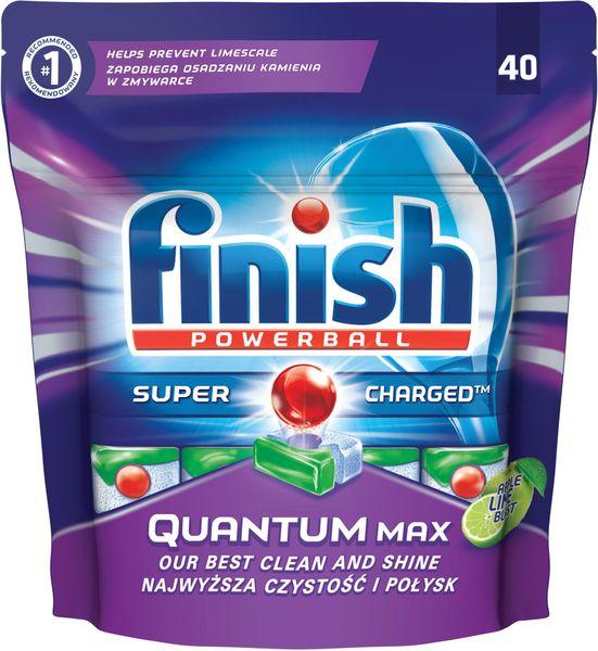 Finish Quantum Max 40 ks