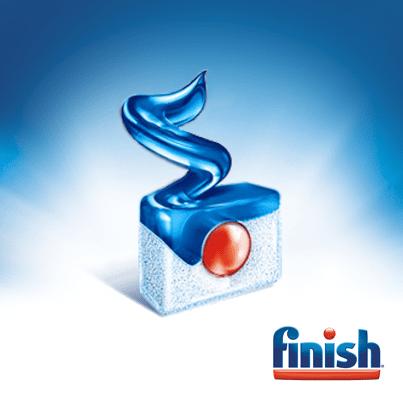 Finish Quantum tablety 18 ks