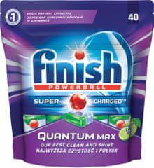 Finish Quantum Max Apple & Lime 40 kosov