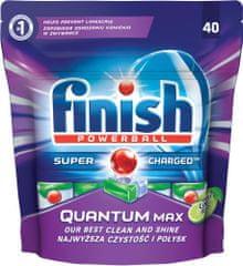 Finish Quantum Max Apple & Lime 40 kosov