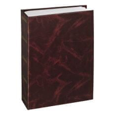 Hama foto album Birmingham, 12x16,5 cm, 100 strani, bordo rdeča