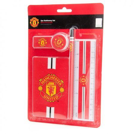 Manchester United set šolskih potrebščin, 5-delni (0254)