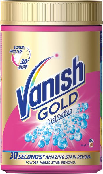 Vanish Oxi Action Gold 625 g