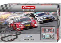 CARRERA EVO DTM Fast Lap Autópálya