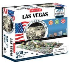 4D Cityscape Las Vegas