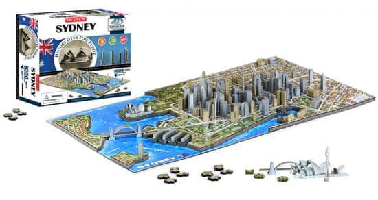 4D Cityscape Sydney