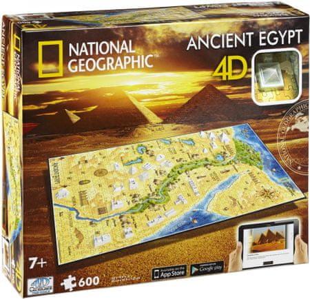 4D Cityscape Starověký Egypt