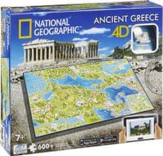 4D Cityscape Staroveké Grécko