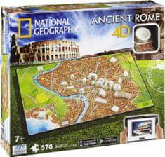 4D Cityscape Staroveký Rím