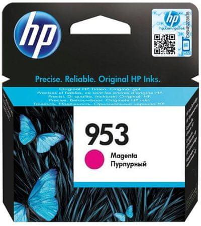 HP kartuša Magenta #953 (F6U13EA)