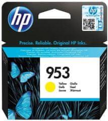 HP kartuša Yellow #953 (F6U14EA)