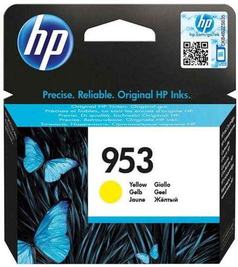 HP tinta 953 žuta (F6U14AE)