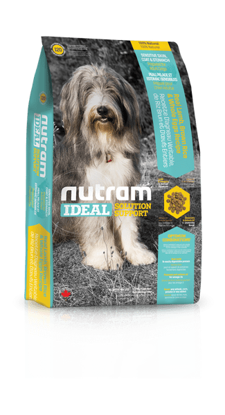 Nutram Ideal Sensitive Skin Coat Stomach Dog 13,6kg