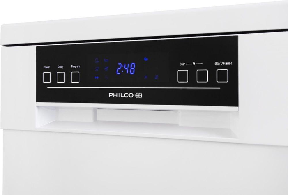 Philco myčka nádobí PDP 4 WH + bezplatný servis 36 měsíců