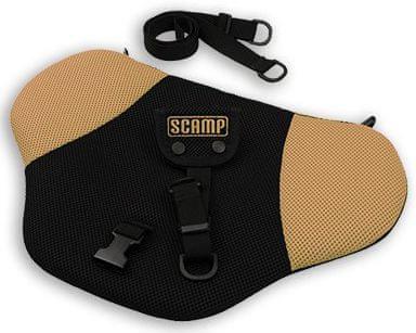 Scamp Bezpečnostní pás pro těhotné, černo/béžový