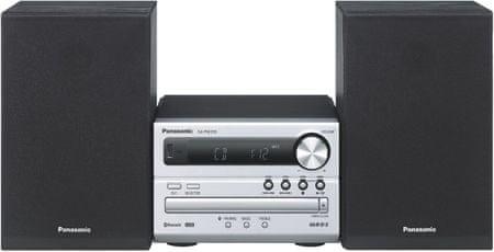 PANASONIC SC-PM250EC-S Mikro Hifi