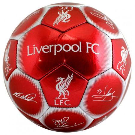 Liverpool žoga s podpisi (7120)