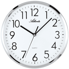 Atlanta Designové nástěnné hodiny 4315 26 cm