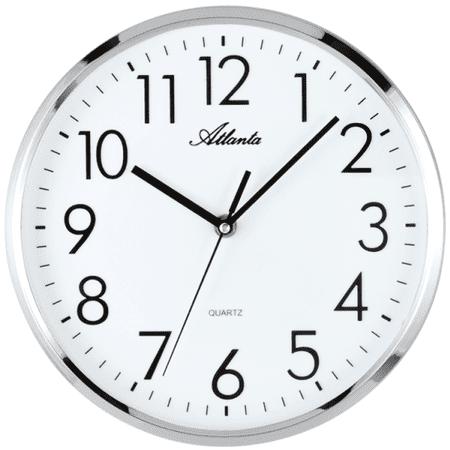 Atlanta Designové nástěnné hodiny 4315 40 cm
