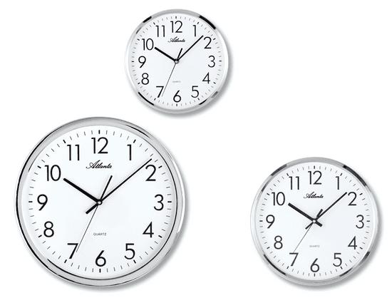 Atlanta Designové nástenné hodiny 4315 26 cm
