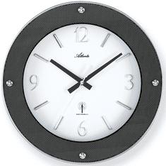 Atlanta Designové nástenné hodiny 4390