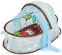1 - Ludi Nomad hordozható kiságy,kék