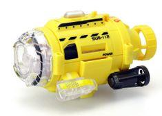 SILVERLIT Łódź podwodna Spy Cam Aqua (z kamerą)