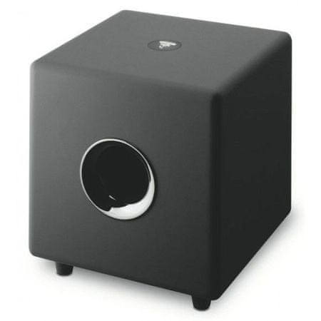 Focal aktivni nizkotonski zvočnik Cub3, črn
