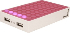 Urban Factory Bricks 4200 mAh Pink (BAB41UF)
